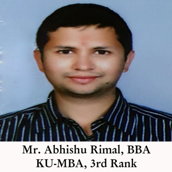 Abhishu Rimal