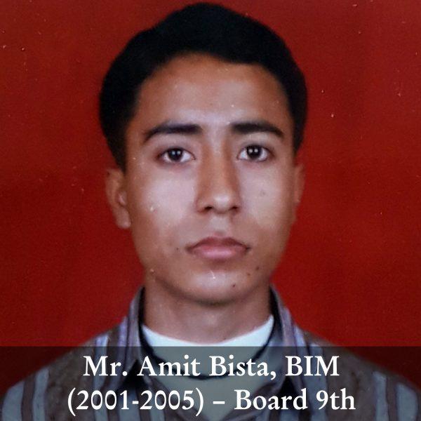 Amit Bista