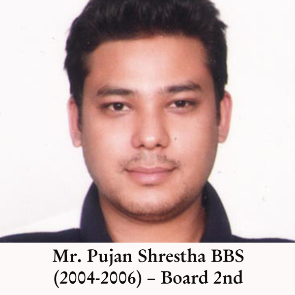 Pujan Shrestha