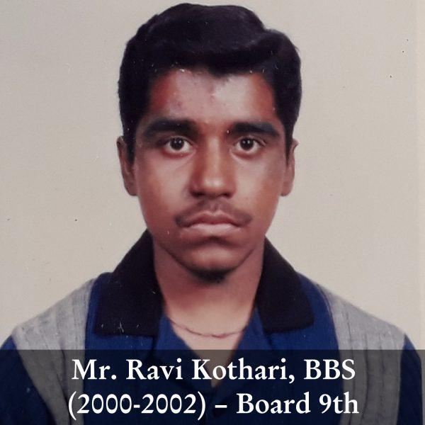 Ravi Kothari