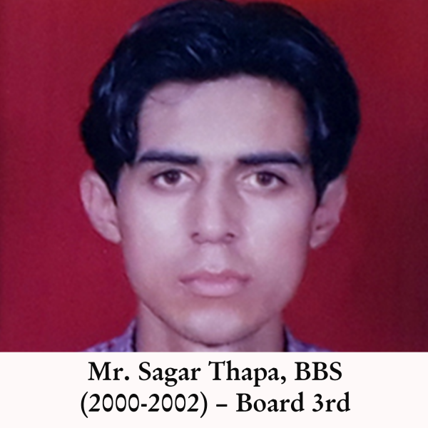 Sagar Thapa