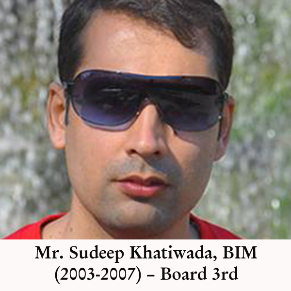 Sudeep Khatiwada