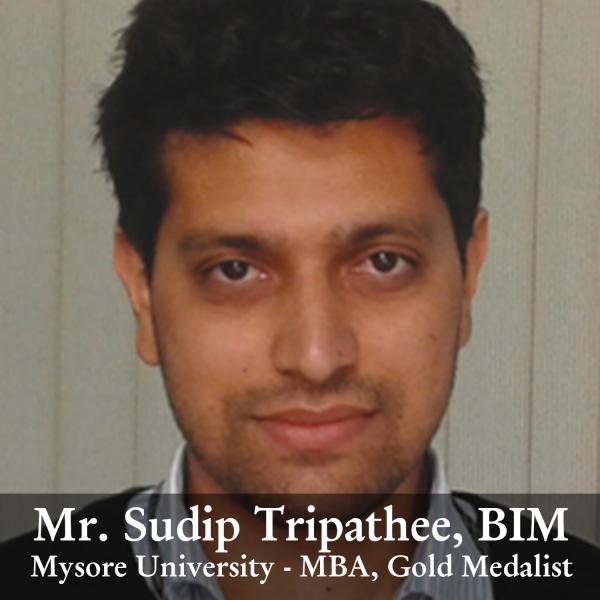Sudip Tripathee