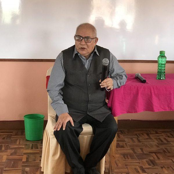 Prof. Upendra Bahadur Pradhananga