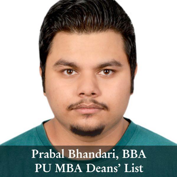 Prabal Bhandari