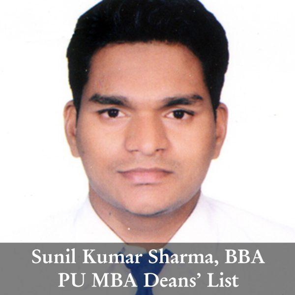 sunil k sharma
